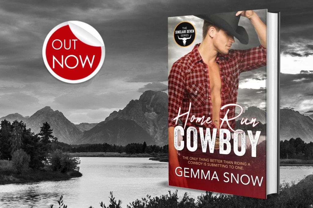 Home Run Cowboy by Gemma Snow