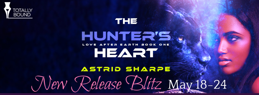 The Hunter's Heart by Astrid Sharpe