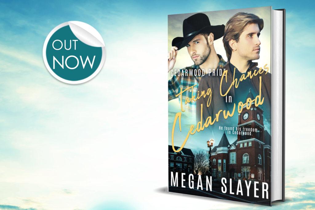 Taking Chances in Cedarwood by Megan Slayer