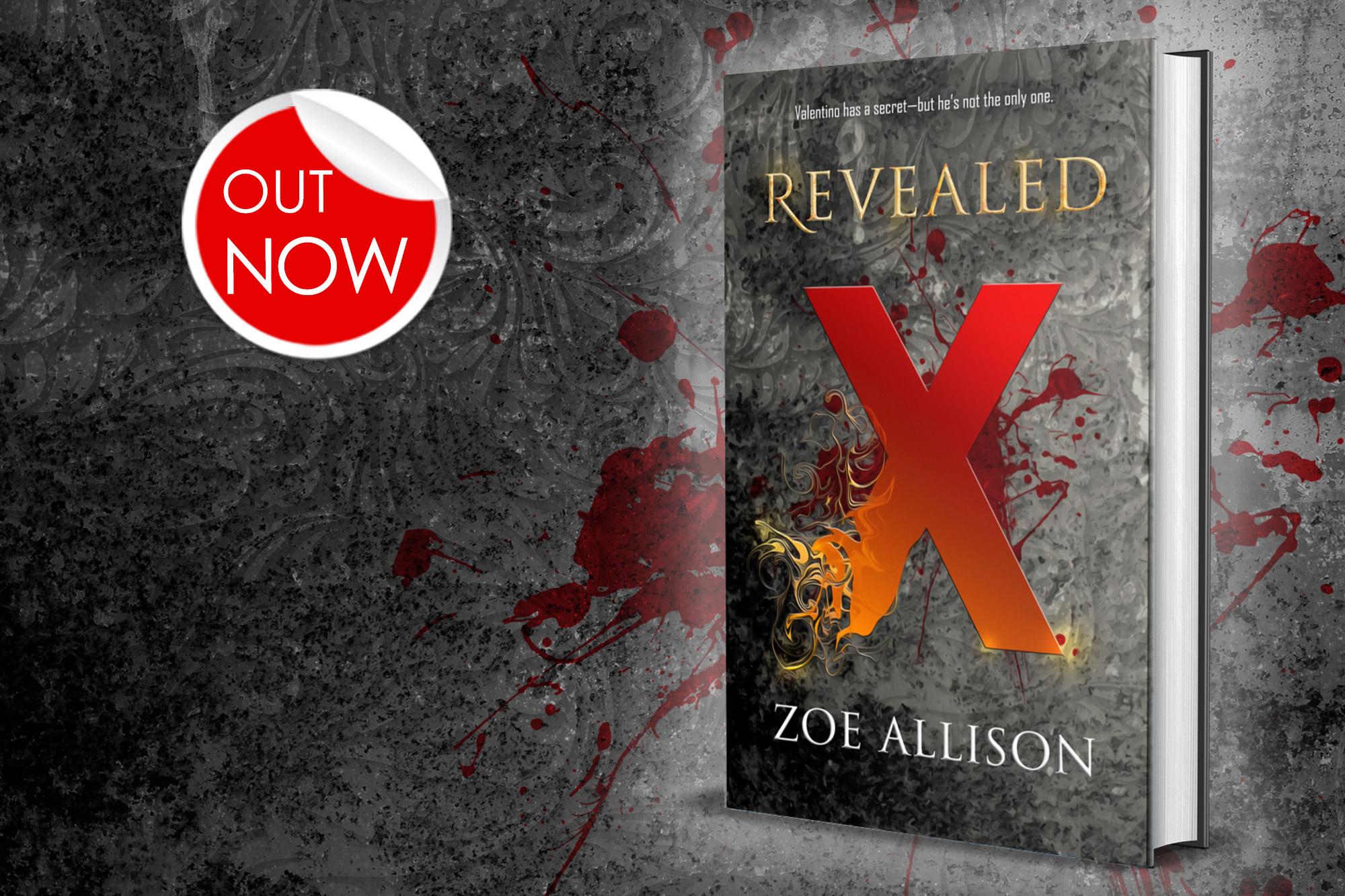 Revealed by Zoe Allison