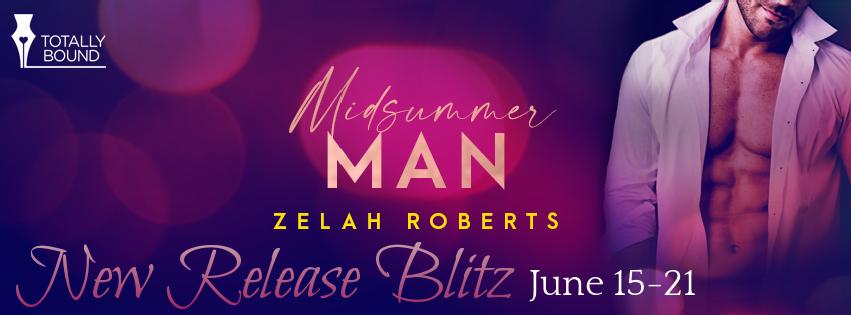 Midsummer Man by Zelah Roberts