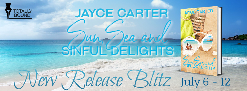 Sun, Sea, and Sinful Delights by Jayce Carter