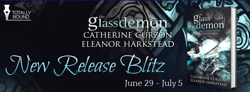 The Glass Demon by Catherine Curzon and Eleanor Harkstead