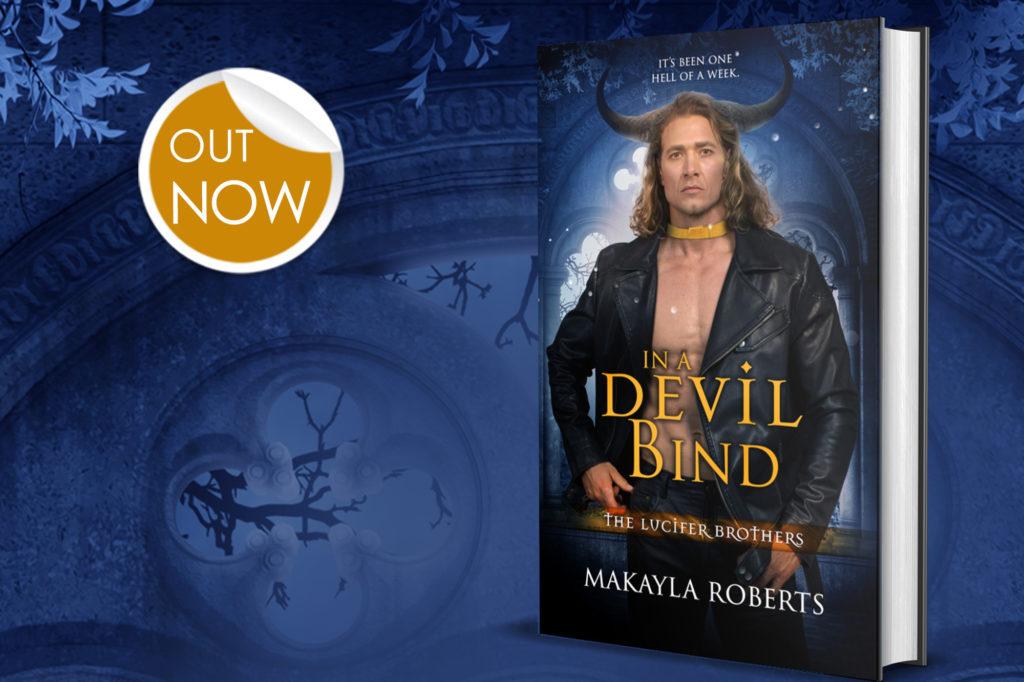 In a Devil Bind by Makayla Roberts