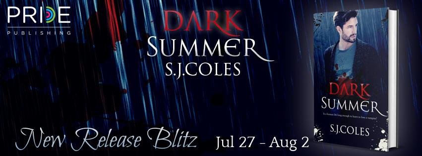 Dark Summer by S.J. Coles