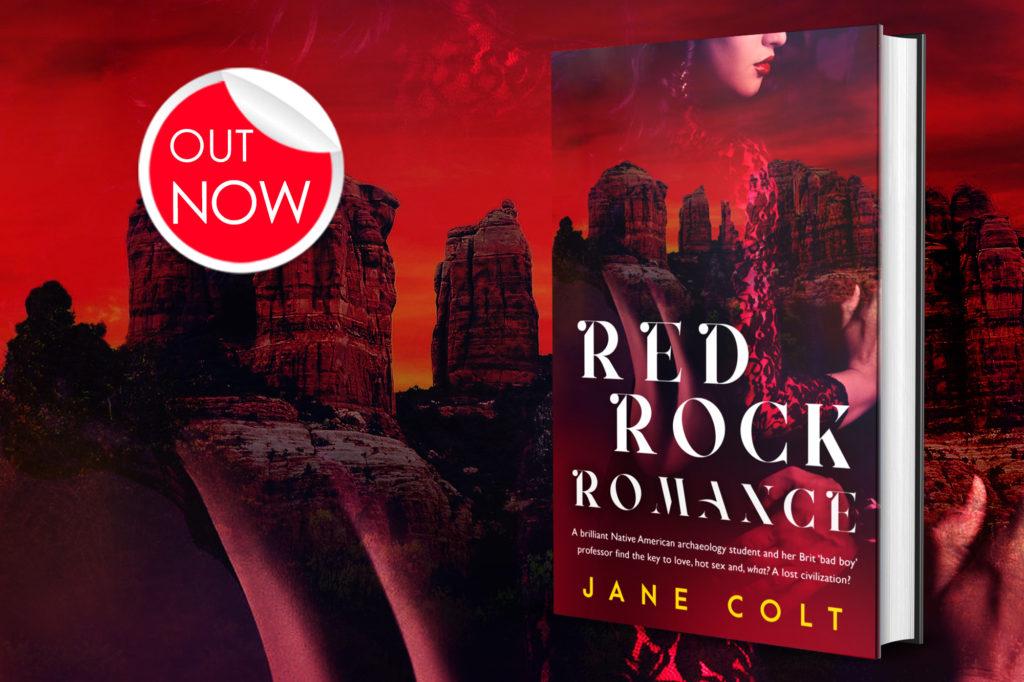 Red Rock Romance by Jane Colt