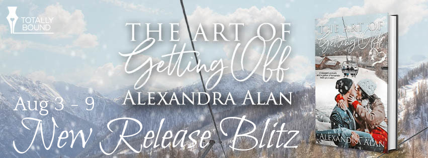 The Art of Getting Off by Alexandra Alan
