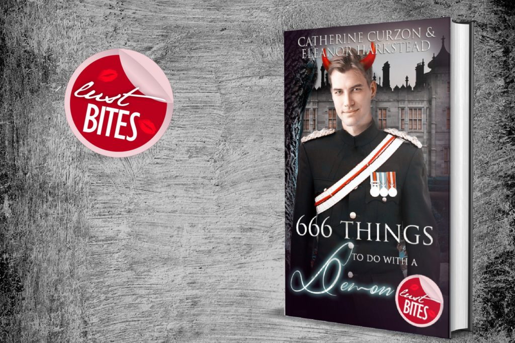666 Things to Do with a Demon by Catherine Curzon and Eleanor Harkstead